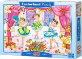 Little Ballerinas puzzel 60 stukjes