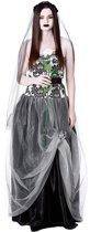 Gothic bruid kostuum voor vrouwen - Verkleedkleding - Maat L