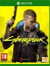 Cover van de game Cyberpunk 2077  - Day One Edition -  Xbox One