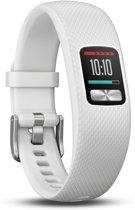 Garmin Vivofit 4 - Activity tracker - Wit - Small/Medium