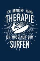 Therapie? Lieber Surfen (Welle)