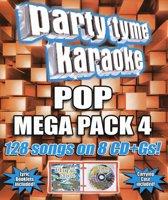 Party Tyme Karaoke: Pop Mega Pack, Vol. 4