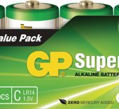 GP Batteries Super Alkaline C Single-use battery 1,5 V