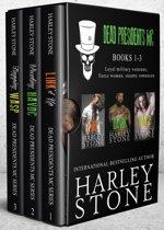 Dead Presidents MC: Books 1-3