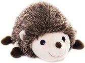 Magnetron warmte knuffel egel 18 cm - Verwijderbare zak - Warmte/koelte knuffelegel - Kruik knuffels voor kinderen/jongens/meisjes