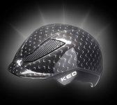 KED Pina K-Star M black helm met hoofdomtrek: 51-56 cm
