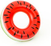 Didak Pool Opblaasbare Watermeloen Zwemband 110 Cm - Opblaasfiguur