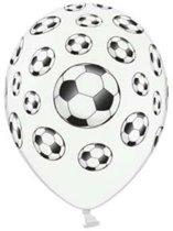 MEGA Topping ballon 90 cm voetbal