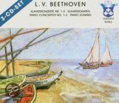 Beethoven: Piano Concertos Nos. 1-3; Piano Sonatas Nos. 1, 2 & 4