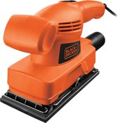 BLACK+DECKER - KA300-QS - 135W vlakschuurmachine