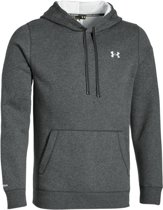 Under Armour STORM RIVAL Hoodie carbon heather/white