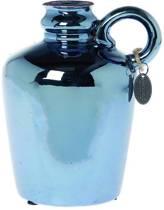 Riverdale Kruik Pearl blauw 19cm