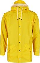 Rains Jacket 1201 Regenjas - Unisex - Yellow