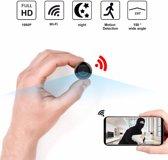 TKSTAR 140° 30FPS 1080P FHD WiFi Nachtzicht Bewegingsdetectie Magnetische Beugel Mini Spy Camera Home Beveiliging Videorecorder