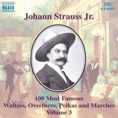 Strauss:100 M.Famous Works V.3