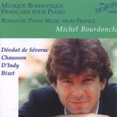 Romantic Piano Music From France M.