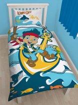 Disney Jake de Piraat Dekbedovertrek voor Anker