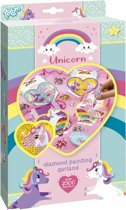 Totum Unicorn Diamond painting - knutselset