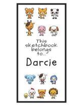 Darcie Sketchbook