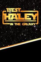 The Best Haley in the Galaxy