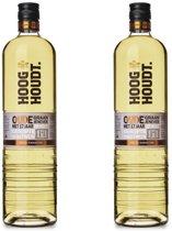 Hooghoudt Oude Jenever - 100 cl- 2-pack