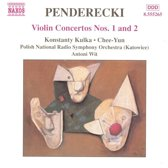 Penderecki: Orches.Works Vol.4