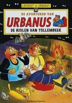 De avonturen van Urbanus 40 - De riolen van Tollembeek