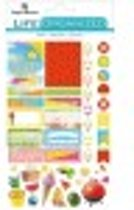 Paper House Life Organized planner stickers Summer Fun