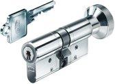BKS knopcilinder 45/45 SKG**