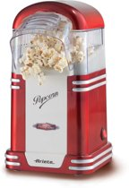 Ariete Popcorn Machine Popper 2 Rood