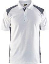Blåkläder 3324-1050 Piqué Polo Zwart maat L