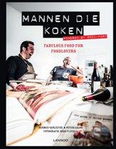 Mannen die koken