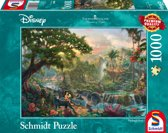 Disney The Jungle book, 1000 pcs Legpuzzel