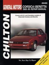 Chevrolet Corsica/Beretta (88 - 96)