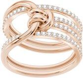 Swarovski Lifelong Crystal Ring  (Maat 52) - Roségoud