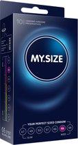 My.Size 64 Condooms - 10 stuks