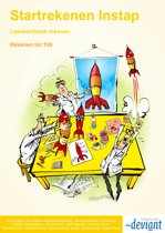 Startrekenen Instap - Rekenen tot 100 - Leerwerkboek