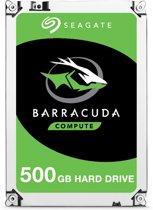 Seagate BarraCuda - Interne harde schijf - 500 GB