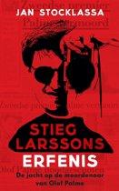 Boek cover Stieg Larssons erfenis van Jan Stocklassa (Onbekend)