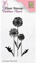 Nellies Choice stempel - condoleance bloemen 6 CSCF006