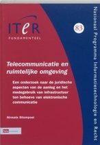 Telecommunicatie en ruimtelijke omgeving