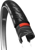 CST Classic Breaker Reflex - Buitenband Fiets - 40-622 / 28 x 1.5 inch - Zwart/Wit