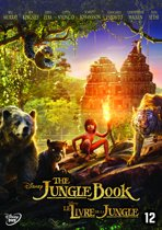 DVD cover van Jungle Book