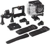 Action pro 1080p ultra hd waterproof sportcamera zwart