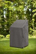 Beschermhoes stapelstoelen en tuinstoelen hoes  66x95x133 / 93 cm