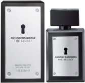 Antonio Banderas The Secret - 50ml - Eau de toilette