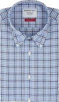 Steppin' Out Mannen Button Down Shirt Regular Fit