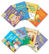 Oxford Reading Tree Read with Biff, Chip, and Kipper