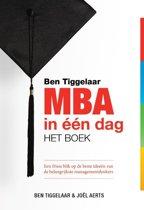 MBA in een dag het boek