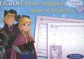 Disney Frozen - Eerste stappen naar schrijven 4-5 jaar